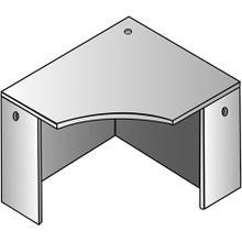 Corner Desk Shell, 42 X 24