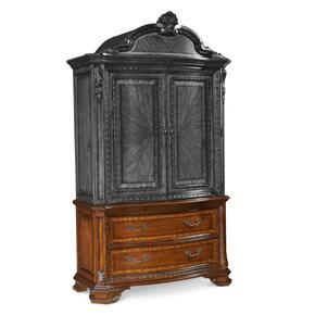 Old World Armoire Base