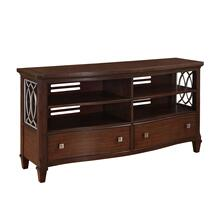 TV Console With 2 Drawers