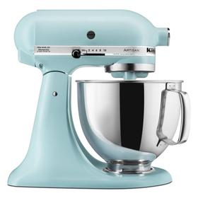 Artisan® Series 5 Quart Tilt-Head Stand Mixer - Mineral Water Blue