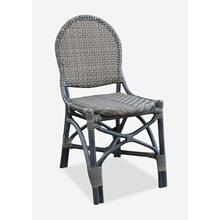 (LS) Outdoor Bistro Chair- MOQ 2 (package: 2pcs/box) price is per piece (17X24X35)....