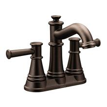 Belfield oil rubbed bronze two-handle bathroom faucet