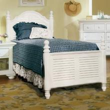 See Details - Twin Poster Bed