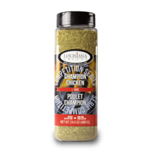 Louisiana Grills Spices & Rubs - 24 oz Champion Chicken
