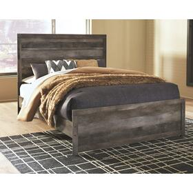 See Details - Wynnlow Queen Panel Bed Gray