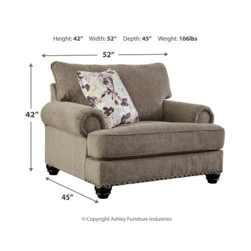 Benchcraft - Sembler Oversized Chair