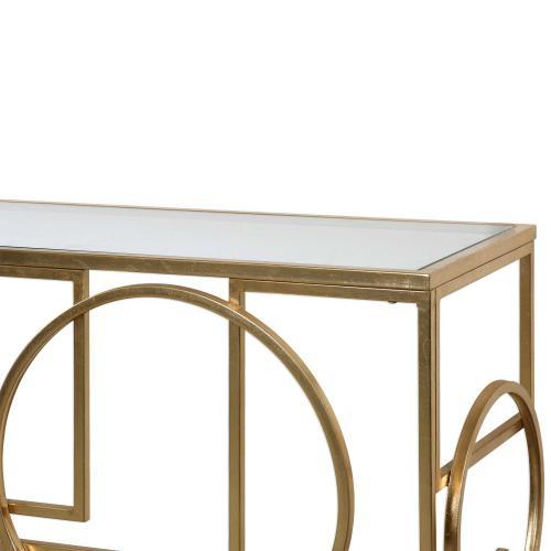 Metria Console Table