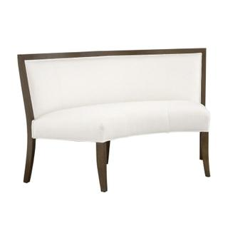 Liliana Curved Banquette