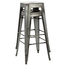 Bristow 2/ctn Backless Metal Barstool