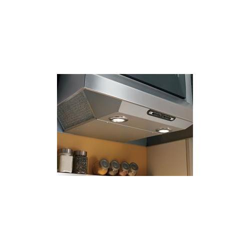 "Broan 440 CFM, 36"" wide Pro-Style Undercabinet Range Hood in Stainless Steel"