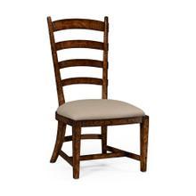 Oak Fireside Side Chair