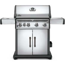 Rogue 525 SIB with Infrared Side Burner , Stainless Steel , Natural Gas