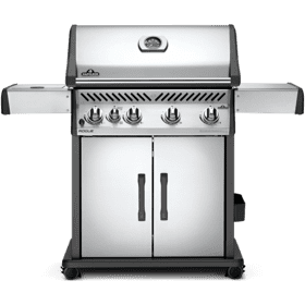 Rogue 525 SIB with Infrared Side Burner , Stainless Steel , Propane