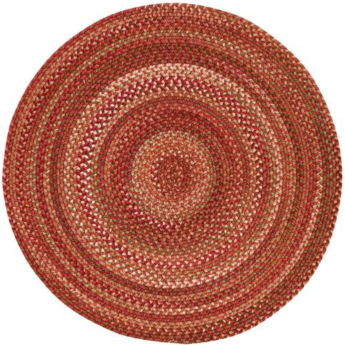 """Gallery - Homecoming Rosewood Red - Oval - 8"""" x 28"""""""