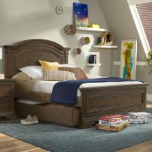 Product Image - Olivia Full Bed  Rosewood Rosewood