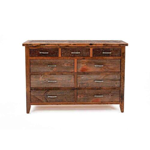 Green Gables Furniture - Sherwood 9 Drawer Dresser