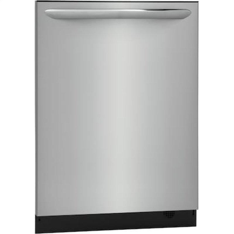 Gallery 24'' Built-In Dishwasher with Dual OrbitClean(R) Wash System