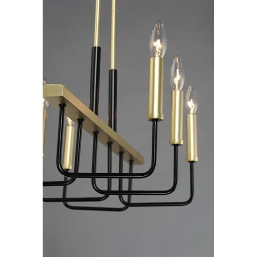 Sullivan 6-Light Linear Pendant