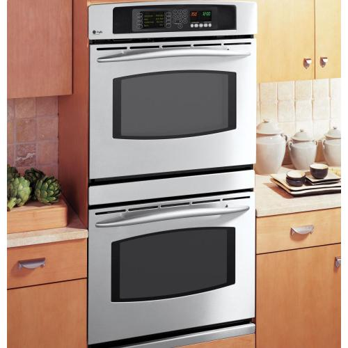 GE Profile Built-In Double Oven with Trivection® Technology