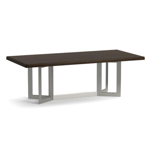 Bassett Furniture - Astor Maple Rectangle Dining Table