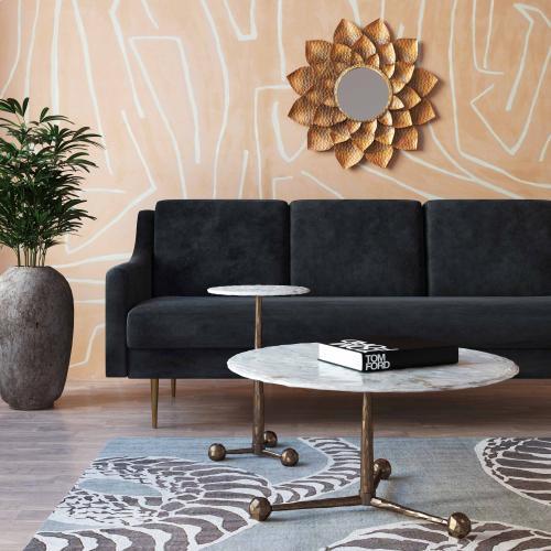 Tov Furniture - Leaf Antique Mirror