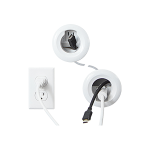 Sonos - Sanus In-Wall Cable Kit