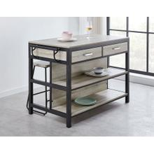 Carson 55-inch Counter Kitchen Table