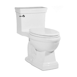 White JULIAN One-Piece Toilet Product Image