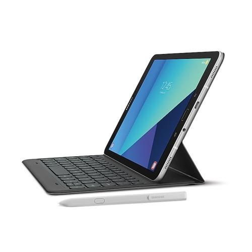 """Samsung - Galaxy Tab S3 9.7"""" (S Pen included), Silver"""
