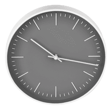 "10"" Display Wall Clock"