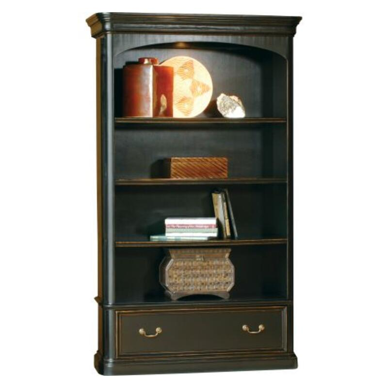 office@home Louis Philippe Bookcase