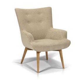 Darla - Transitional Lounge Chair