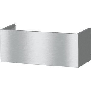 MieleDRDC 3012 - Duct Cover Chimney for concealing the ducting and adjusting the height to the wall unit.