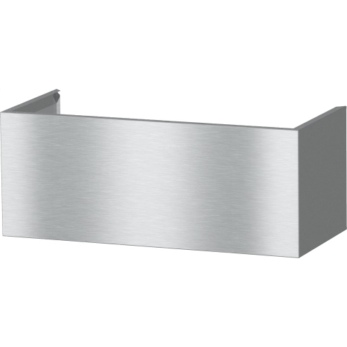 Miele - DRDC 3012 - Duct Cover Chimney for concealing the ducting and adjusting the height to the wall unit.