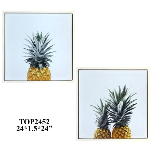Crestview Collections - Pine Apple Pair