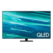"""See Details - 55"""" 2021 Q80A QLED 4K Smart TV"""