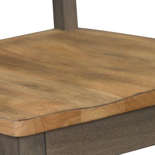 Liberty Furniture Industries - Splat Back Side Chair (RTA)