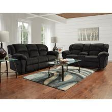 Dual Reclining Microfiber Sofa and Loveseat Set, Allure Grey