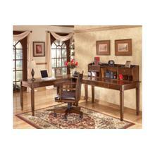 See Details - Hamlyn - Medium Brown 3 Piece Home Office Set