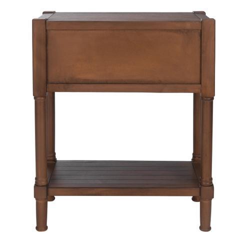 Safavieh - Filbert 3 Drawer Console Table - Brown