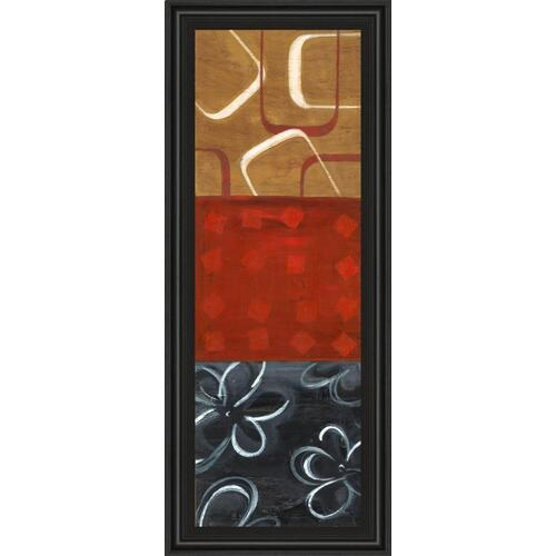 """Euclidean Space Il"" By Tava Luv Framed Print Wall Art"