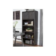 View Product - Hoff Large Bookcase