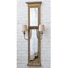 Mirror Panel Sconce