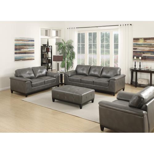 Emerald Home Marquis Loveseat Grey U4289m-01-13