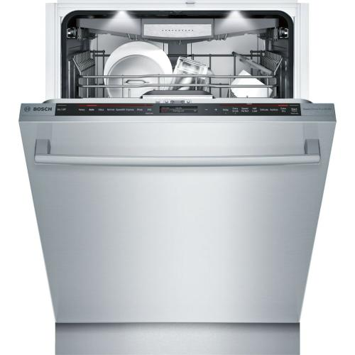 Benchmark® Dishwasher 24'' Stainless steel SHX89PW75N