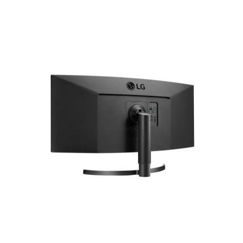 LG - LG 34WN80C-B 34 Inch 21:9 UltraWide™ WQHD IPS HDR10 USB-C 3-Side Virtually Borderless Monitor