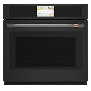 "CafeProfessional Series 30"" Smart Built-In Convection Single Wall Oven"