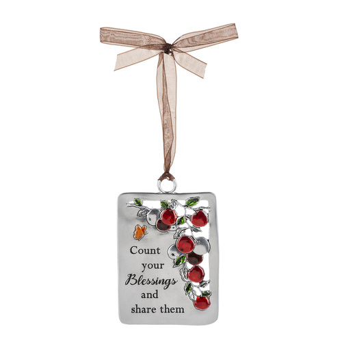 Blessings of Fall Ornaments (48 pc. ppk.)