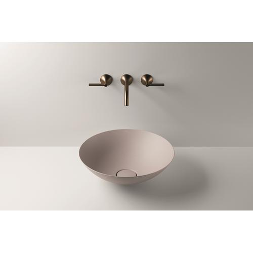 Dish basin, SB.Terra450, oyster matt