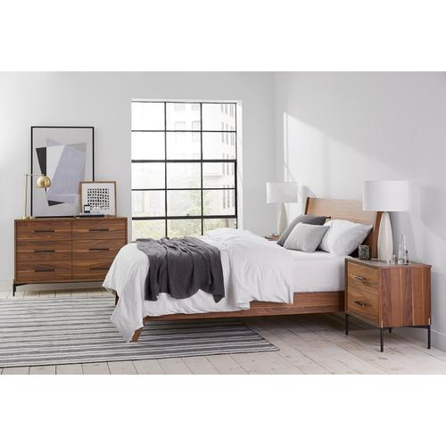 King Linnet Platform Bed by A.R.T. Furniture